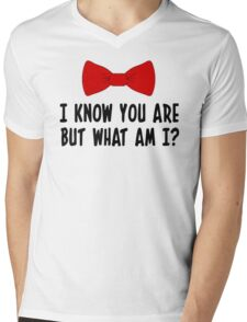 Pee Wee Herman - I Know You Are But What Am I? Mens V-Neck T-Shirt