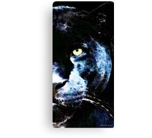 Black Panther Art - After Midnight Canvas Print