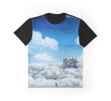 Above The Noise Graphic T-Shirt