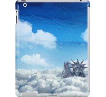 Above The Noise iPad Case/Skin