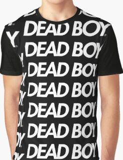 Dead Boy in White (Bones TeamSesh Sesh) Graphic T-Shirt