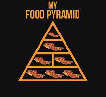 Bacon Food Pyramid Unisex T-Shirt
