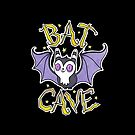 Bat Cave by blacklilypie