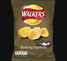 Walkers for Dogs - Rotting Squirrel flavour Unisex T-Shirt