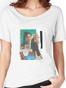 DAH LIAR Women's Relaxed Fit T-Shirt