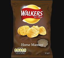 Walkers for Dogs - Horse Manure flavour Unisex T-Shirt