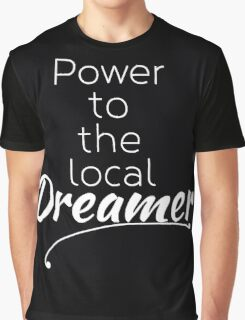 Twenty one pilots- Power to the local dreamer Graphic T-Shirt