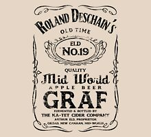 Roland Deschain's Mid-World Graf (Black) Unisex T-Shirt