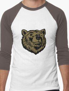 Bears Will Kill You Men's Baseball ¾ T-Shirt