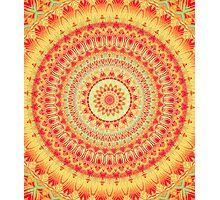 Mandala 066 Photographic Print