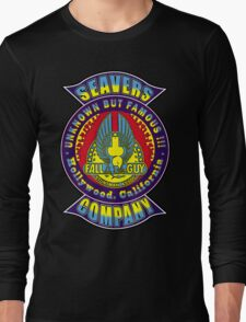 Fall Guy Colour Long Sleeve T-Shirt
