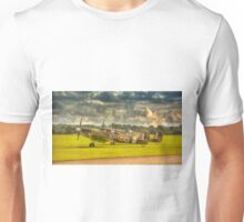 Mk1 Spitfires Unisex T-Shirt