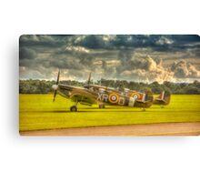 Mk1 Spitfires Canvas Print