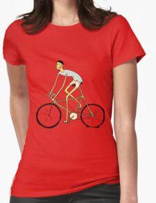 Rodney: bike Womens Fitted T-Shirt