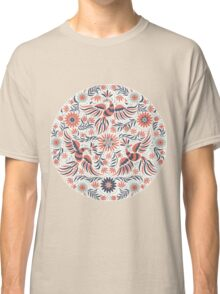 Mexican floral pattern Classic T-Shirt