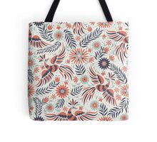 Mexican floral pattern Tote Bag