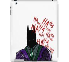 Not Funny iPad Case/Skin