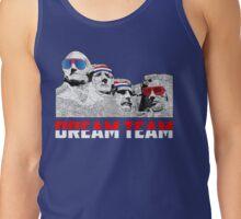 Mount Rushmore Dream Team Tank Top
