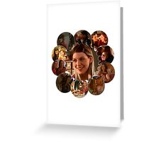Tara Willow Buffy Greeting Card
