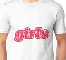 Girls Band Pixel Patch Unisex T-Shirt