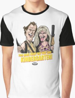 Mickey & Mallory Knox Graphic T-Shirt