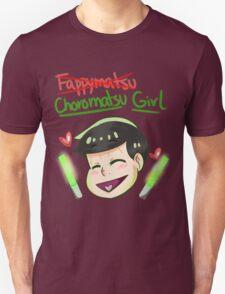 CHOROMATSU GIRL Unisex T-Shirt