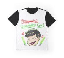 CHOROMATSU GIRL Graphic T-Shirt