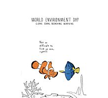 World Environment Day Photographic Print