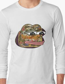 Pepe. Odd. Long Sleeve T-Shirt