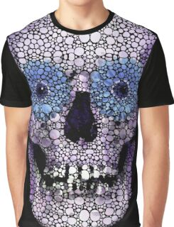 Skull Art - Day Of The Dead 2 Stone Rock'd Graphic T-Shirt