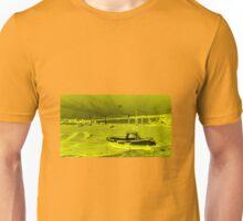 Yellow Albert Bridge  Unisex T-Shirt