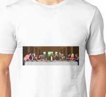 The Last Supper of the High Church of the Holy Dick  Unisex T-Shirt