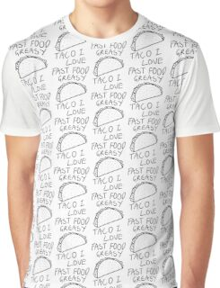 Taco Bell Saga Graphic T-Shirt