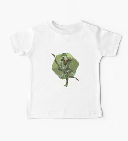 Dungeons And Dragons Hunter Baby Tee