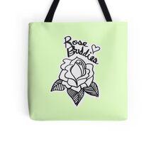 Rose Buddies Rose Tote Bag