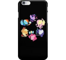 Mane Six iPhone Case/Skin