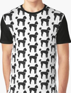 Bentley The Poodle Graphic T-Shirt