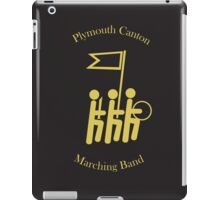 Plymouth Canton Marching Band iPad Case/Skin