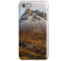Mountain of Stac Pollaidh iPhone Case/Skin
