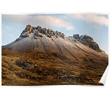 Mountain of Stac Pollaidh Poster