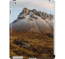 Mountain of Stac Pollaidh iPad Case/Skin
