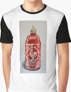 Hot Sauce Graphic T-Shirt