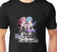 rem and ram Unisex T-Shirt