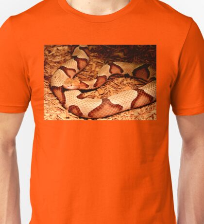 Copperhead for Monnie Unisex T-Shirt