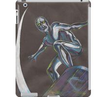 The Silver Surfer iPad Case/Skin