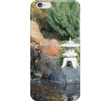 Japanese Water iPhone Case/Skin