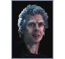 The Twelfth Doctor, Doctor Who Photographic Print
