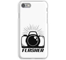 Camera Flasher iPhone Case/Skin