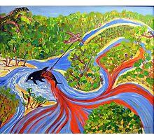 The Genesis [Legend]  of Pimpama Island  Photographic Print