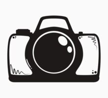 Camera One Piece - Short Sleeve
